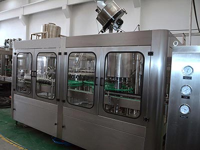 automatic-beer-filling-production-line